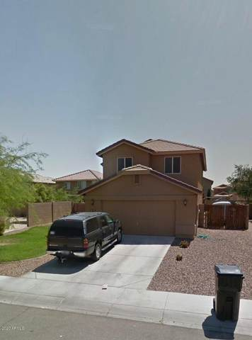 191 S 16TH Place, Coolidge, AZ 85128 (MLS #6148652) :: CANAM Realty Group