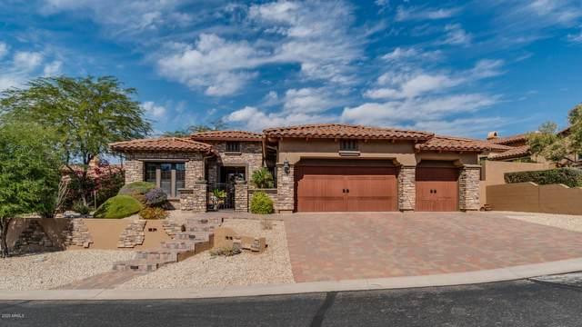 7920 E Stonecliff Circle, Mesa, AZ 85207 (MLS #6148653) :: The Carin Nguyen Team