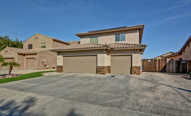 14667 N 159TH Drive, Surprise, AZ 85379 (MLS #6148655) :: Long Realty West Valley