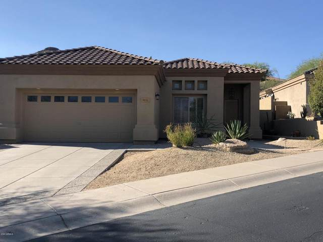 9232 N Broken Bow, Fountain Hills, AZ 85268 (MLS #6148660) :: Balboa Realty