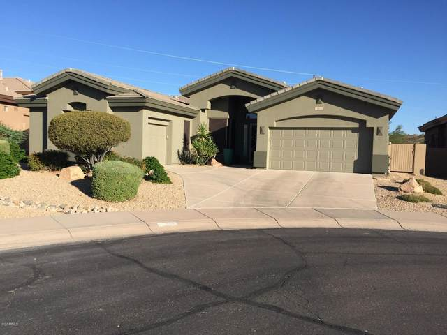 15406 E Palo Brea Court, Fountain Hills, AZ 85268 (MLS #6148665) :: Long Realty West Valley