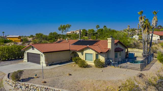 1130 N Coyote Crossing, Wickenburg, AZ 85390 (MLS #6148690) :: Sheli Stoddart Team | M.A.Z. Realty Professionals
