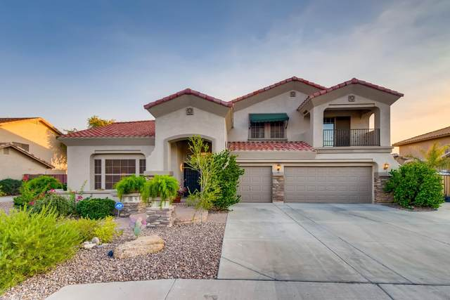 9543 W Blue Sky Drive, Peoria, AZ 85383 (MLS #6148697) :: Maison DeBlanc Real Estate