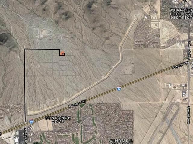 22916 W Lynwood Street, Buckeye, AZ 85326 (MLS #6148698) :: Sheli Stoddart Team | M.A.Z. Realty Professionals