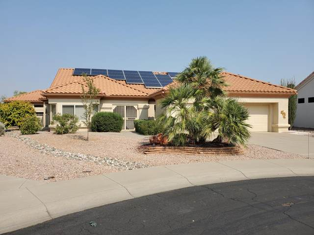 22907 N Puma Court, Sun City West, AZ 85375 (MLS #6148723) :: The J Group Real Estate | eXp Realty