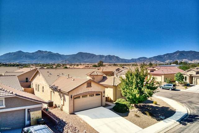 3338 Amber Way, Sierra Vista, AZ 85635 (MLS #6148766) :: Walters Realty Group