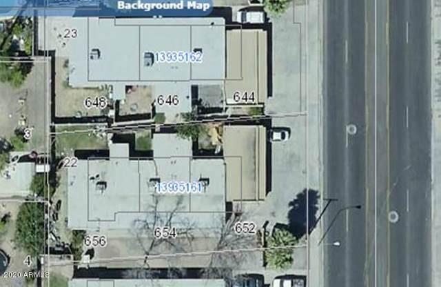 644-652 S Mesa Drive, Mesa, AZ 85210 (MLS #6148780) :: neXGen Real Estate