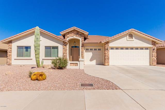 11034 E Olla Avenue, Mesa, AZ 85212 (MLS #6148781) :: The Carin Nguyen Team