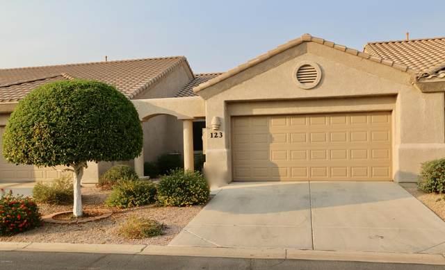 4202 E Broadway Road #123, Mesa, AZ 85206 (MLS #6148783) :: neXGen Real Estate