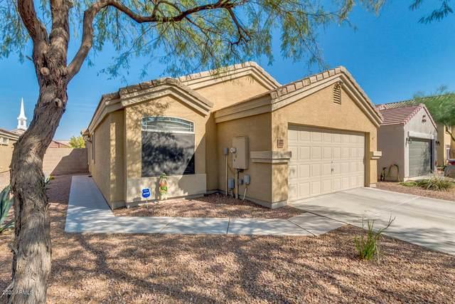 37222 W Amalfi Avenue, Maricopa, AZ 85138 (MLS #6148802) :: Devor Real Estate Associates