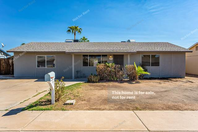 18033 N 32ND Lane, Phoenix, AZ 85053 (MLS #6148803) :: My Home Group
