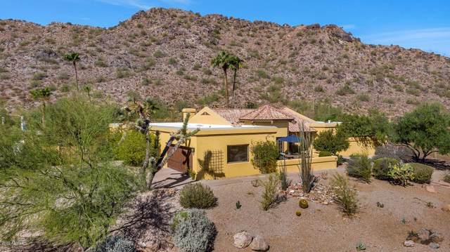 4452 E Horseshoe Road, Phoenix, AZ 85028 (MLS #6148804) :: The Carin Nguyen Team