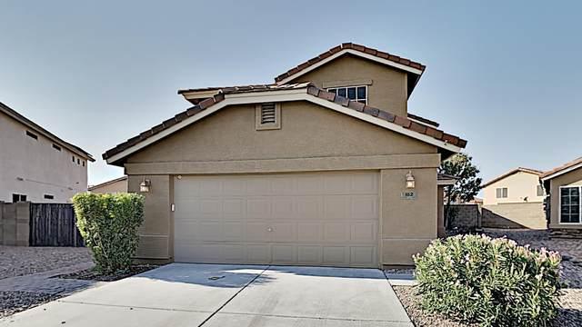 162 S 223RD Avenue, Buckeye, AZ 85326 (MLS #6148815) :: Sheli Stoddart Team | M.A.Z. Realty Professionals