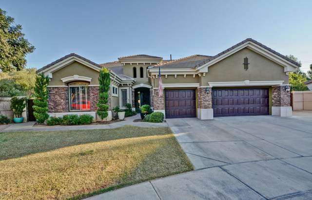 8153 S Stephanie Lane, Tempe, AZ 85284 (MLS #6148827) :: John Hogen | Realty ONE Group
