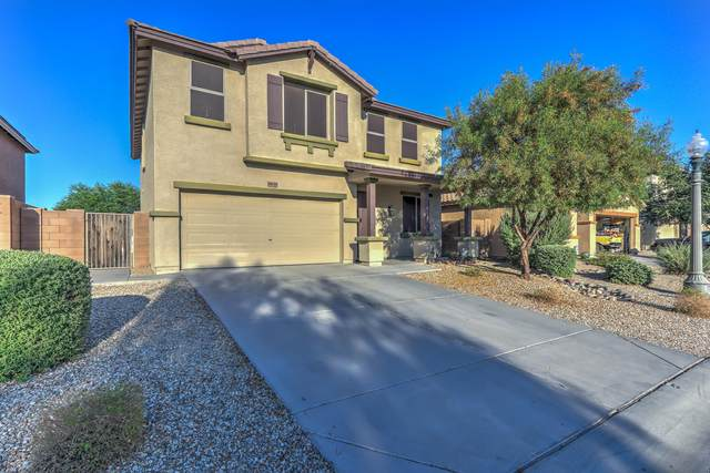 26779 N 75TH Drive, Peoria, AZ 85383 (MLS #6148842) :: Nate Martinez Team
