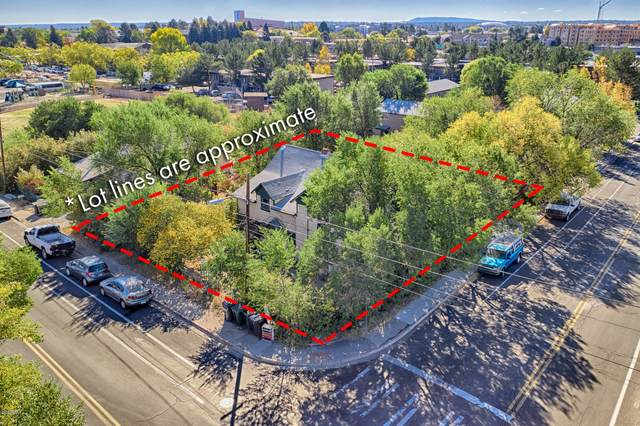 823 W Clay Avenue, Flagstaff, AZ 86001 (MLS #6148849) :: The Daniel Montez Real Estate Group