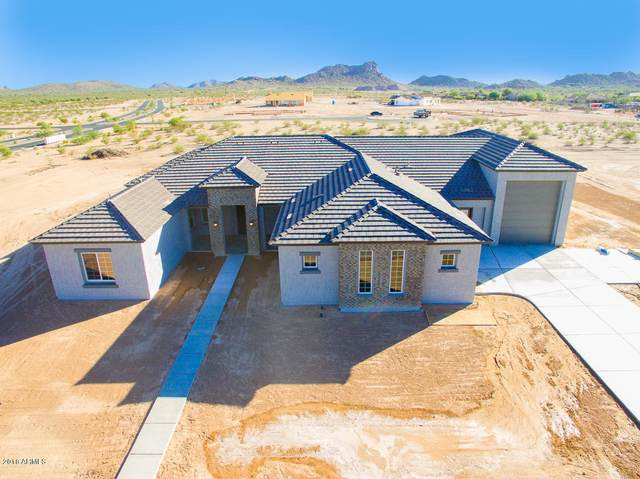 497 W Chase Street, San Tan Valley, AZ 85143 (MLS #6148857) :: The Helping Hands Team