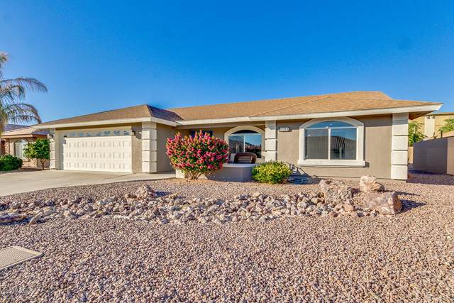 10864 E Keats Avenue, Mesa, AZ 85209 (MLS #6148870) :: Howe Realty