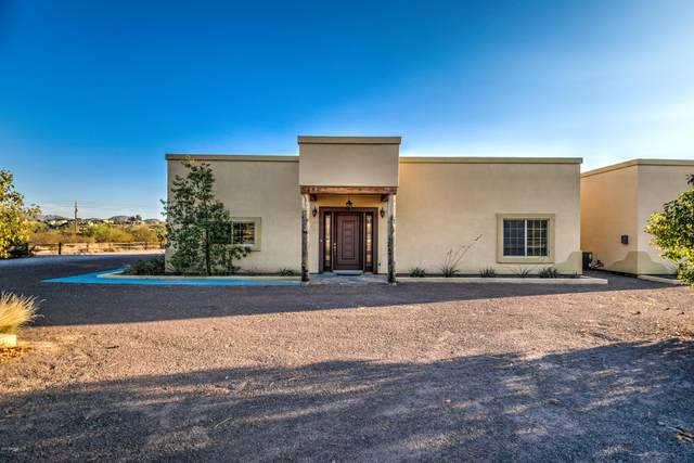 481 E Silver King Road, Queen Valley, AZ 85118 (MLS #6148873) :: Keller Williams Realty Phoenix