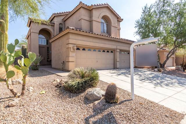3645 N Morning Dove, Mesa, AZ 85207 (MLS #6148881) :: The Carin Nguyen Team