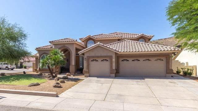5719 W Cielo Grande Drive, Glendale, AZ 85310 (MLS #6148891) :: The Luna Team