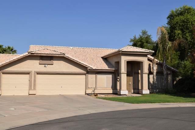 780 W Kesler Lane, Chandler, AZ 85225 (MLS #6148909) :: John Hogen | Realty ONE Group