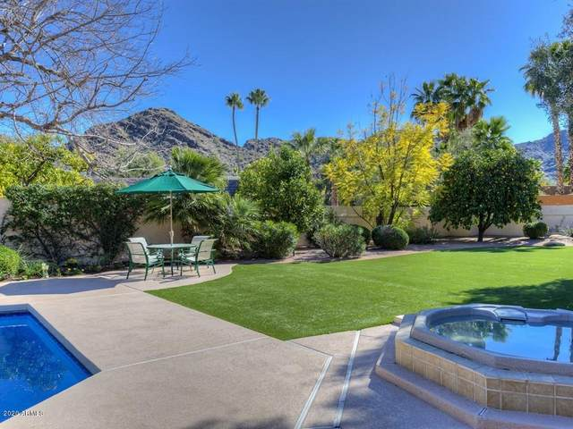 8201 N 53RD Street, Paradise Valley, AZ 85253 (MLS #6148919) :: Midland Real Estate Alliance
