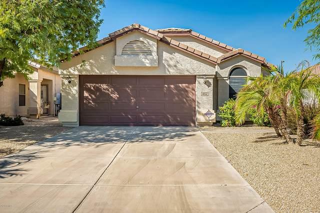 1052 S Sierra Street, Gilbert, AZ 85296 (MLS #6148922) :: Walters Realty Group