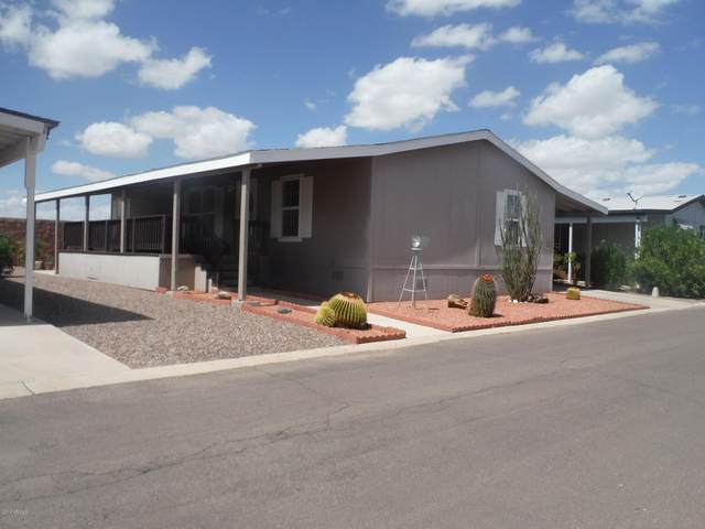 2501 W Wickenburg Way #315, Wickenburg, AZ 85390 (MLS #6148924) :: Sheli Stoddart Team | M.A.Z. Realty Professionals
