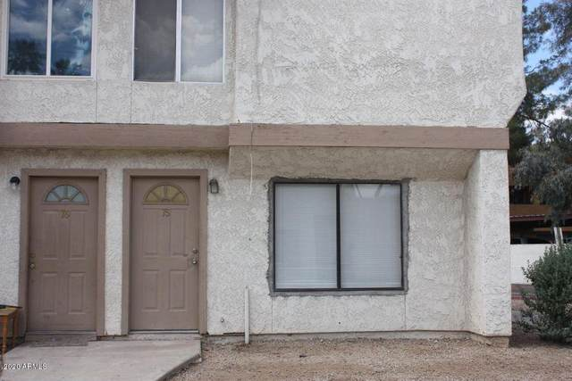 3840 N 43RD Avenue #75, Phoenix, AZ 85031 (MLS #6148948) :: Walters Realty Group