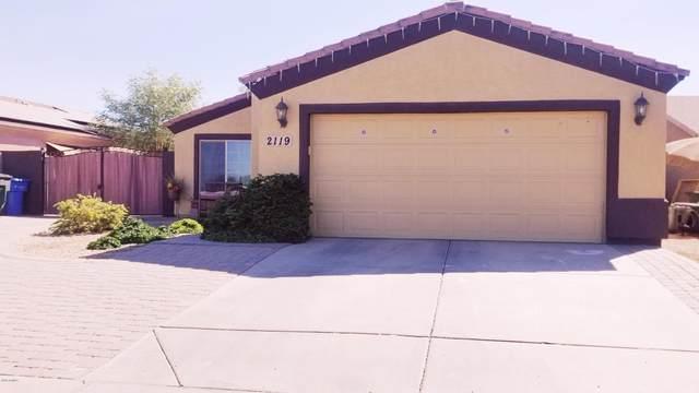 2119 W Roeser Road, Phoenix, AZ 85041 (MLS #6148951) :: Midland Real Estate Alliance