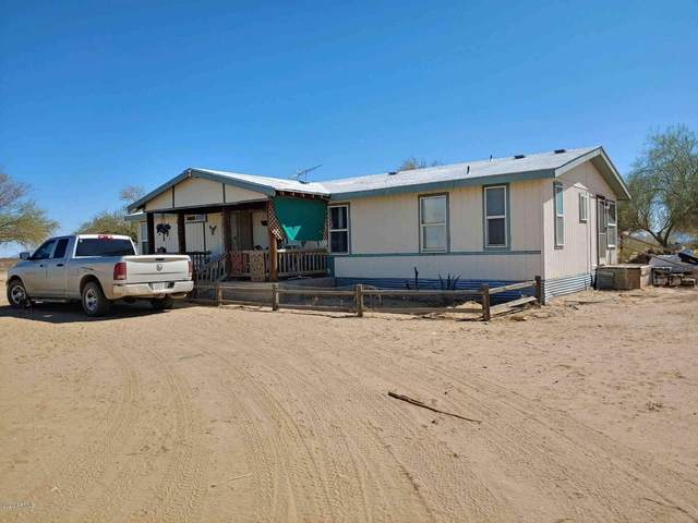 77752 N 56TH Street, Salome, AZ 85348 (MLS #6148958) :: Scott Gaertner Group