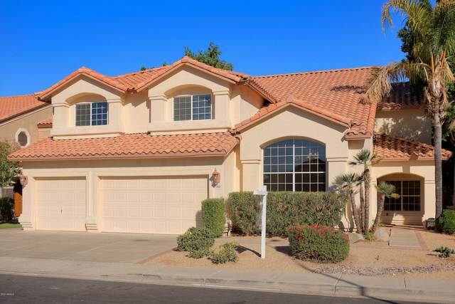 4660 W Tyson Street, Chandler, AZ 85226 (MLS #6148959) :: Keller Williams Realty Phoenix