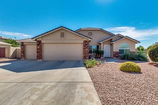 4307 E Shetland Drive, San Tan Valley, AZ 85140 (MLS #6148983) :: Klaus Team Real Estate Solutions