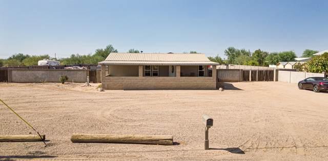 208 N Wickiup Road, Apache Junction, AZ 85119 (MLS #6148994) :: Walters Realty Group