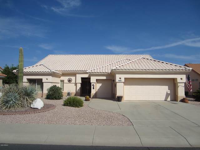 14328 W Arzon Way, Sun City West, AZ 85375 (MLS #6148999) :: Walters Realty Group