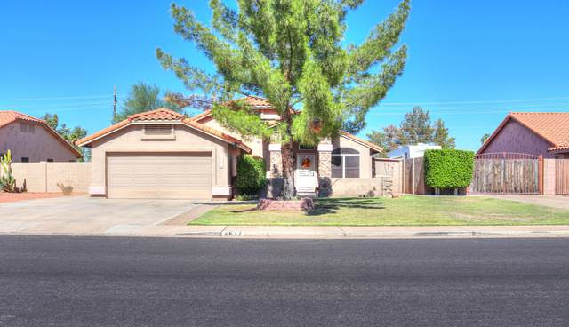 4632 E Fairbrook Circle, Mesa, AZ 85205 (MLS #6149007) :: Walters Realty Group