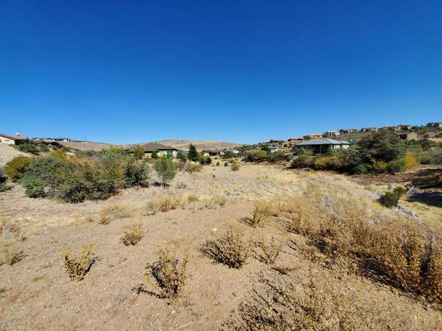 4366 N Hornet Drive, Prescott, AZ 86301 (MLS #6149008) :: Devor Real Estate Associates