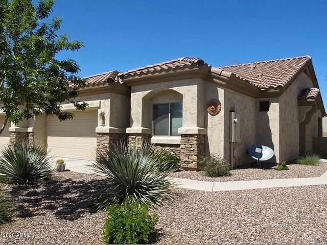 1560 E Melrose Drive, Casa Grande, AZ 85122 (MLS #6149018) :: neXGen Real Estate