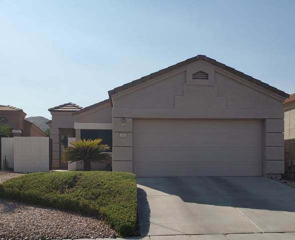 3311 E Fremont Road, Phoenix, AZ 85042 (MLS #6149024) :: My Home Group