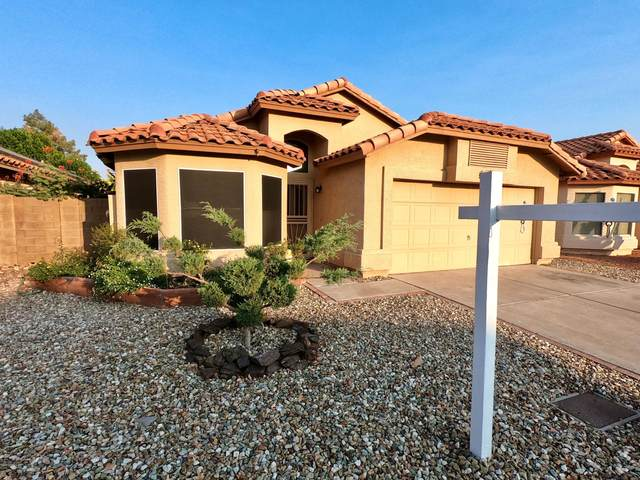 19137 N 75TH Drive, Glendale, AZ 85308 (MLS #6149033) :: The Laughton Team