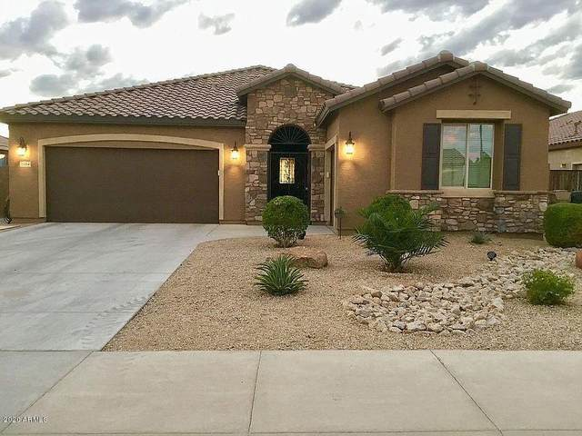 1684 N 161ST Lane, Goodyear, AZ 85395 (MLS #6149040) :: The AZ Performance PLUS+ Team