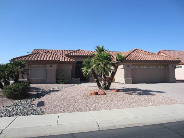 16032 W Falcon Ridge Drive, Sun City West, AZ 85375 (MLS #6149042) :: The AZ Performance PLUS+ Team