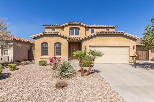 2814 W Mila Way, Queen Creek, AZ 85142 (MLS #6149050) :: Walters Realty Group