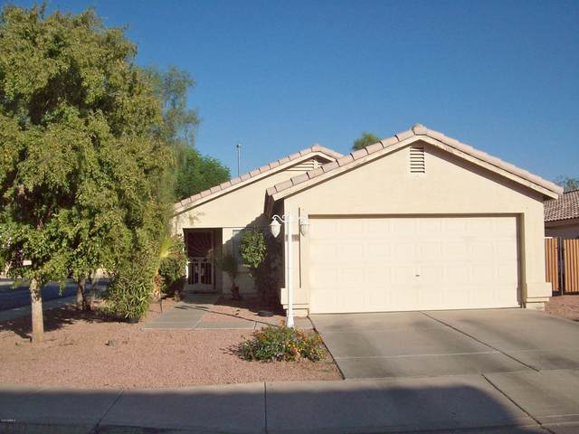 13109 N El Frio Street, El Mirage, AZ 85335 (MLS #6149076) :: The Carin Nguyen Team