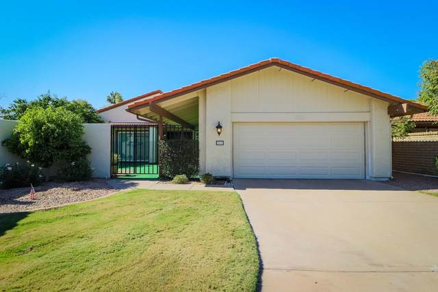 251 Leisure World, Mesa, AZ 85206 (MLS #6149085) :: The Helping Hands Team