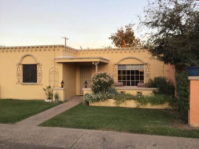 443 N Hobson Plaza, Mesa, AZ 85203 (MLS #6149107) :: Walters Realty Group
