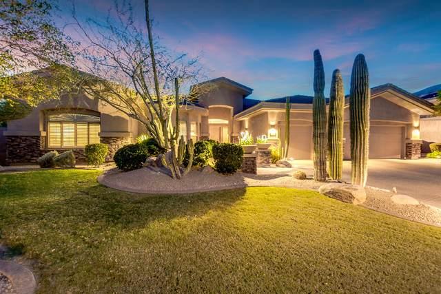 110 E Desert Wind Drive, Phoenix, AZ 85048 (MLS #6149112) :: The Luna Team