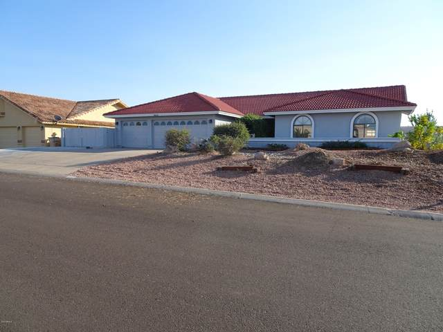 16105 E Carmel Drive, Fountain Hills, AZ 85268 (MLS #6149117) :: Long Realty West Valley