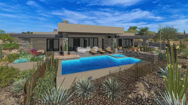 9219 E Bajada Road, Scottsdale, AZ 85262 (MLS #6149118) :: The Carin Nguyen Team